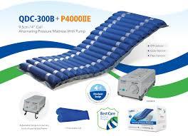 economic homecare bed alternating pressure mattress with pump