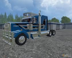 kenworth w900l w900l for farming simulator 2015