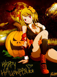 happy halloween fairy tail pinterest fairytail fanart and anime