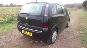 2007 Vauxhall Meriva 1 4 Life 2 Owners Youtube