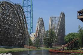 Where Is Six Flags Nj Coaster Air Time