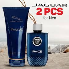 buy jaguar pace edt 100ml bath and shower gel 200ml set for men at