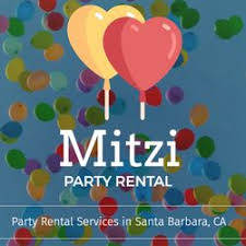 party rentals santa barbara mitzi party rental party equipment rentals santa barbara ca
