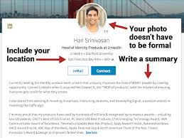 Print Resume From Linkedin How To Best Use Your Linkedin Page Business Insider