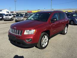jeep maroon 2012 jeep compass pickering town cars