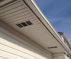 where do bathroom fans vent to simple soffit vent installation