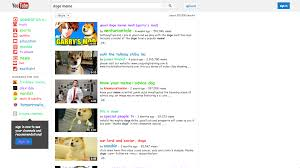 Doge Meme Youtube - if you search doge meme in youtube imgur