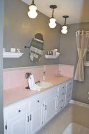 Pink And Brown Bathroom Ideas How To Embrace The Pink Tile In The Bathroom Bathroom