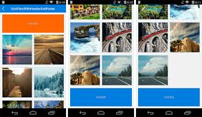 gridview android the android arsenal grid views gridview with header and footer