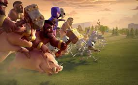 image for clash of clans may 2016 balancing update clash of clans