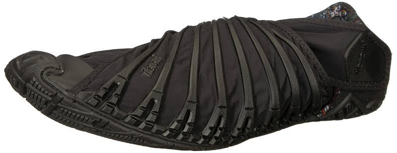 Vibram FiveFingers Furoshiki Shoes Black 38 18WAD0638