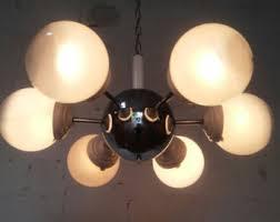 Vintage Sputnik Light Fixture Ufo Model Etsy