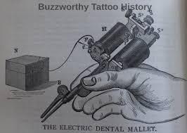 tattoo gun sketch elusive dental plugger tattoo machine