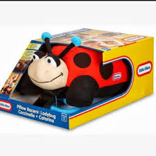 Little Tykes Toy Box Find More Little Tikes Pillow Racers Plush Ladybug Riding Toy