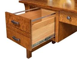 Mission Style Nightstand Craftsman Office Desks U0026 Chairs U0026 Bookshelves Countryside Amish