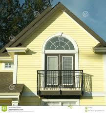 house detail yellow siding royalty free stock photo image 7948655