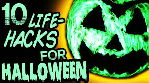 10 amazing halloween life hacks you should know youtube