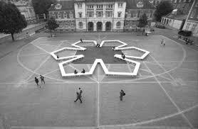 pentagon petal at chelsea until 14 august u2013 chelsea college of
