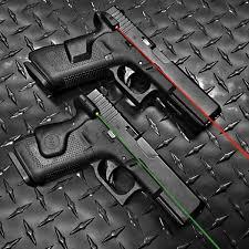 best laser light for glock 17 crimson trace readies laser sights for new gen 5 glock models 17 and 19