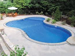 shapes of pools formed shapes pool with outdoor breakfast nook with white umbrella