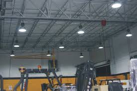 High Ceiling Led Lighting Led Lights For High Ceilings And Bay Light Large Factory Lighting