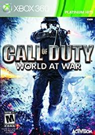 xbox 360 black friday amazon amazon com call of duty world at war platinum hits xbox 360