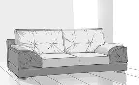 comment dessiner un canapé en perspective canape moderne dessin perspective des idées novatrices sur la