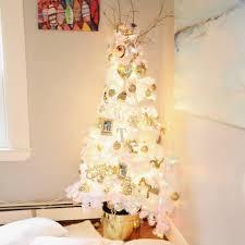 white tree decoration ideas white twig tree decoration ideas decor