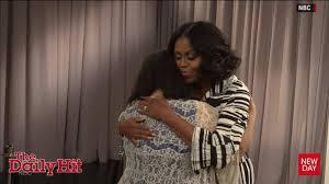 fallon helps michelle obama surprise her biggest fans cnn video