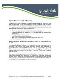 growthink ultimate business plan template download cover letter