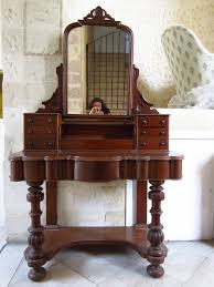 antique dressing table with mirror mirror design ideas superb small antique mirrored dressing table
