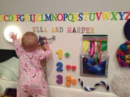 diy sensory board for babies lollygag learning