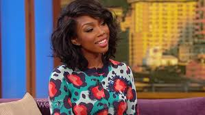 brandy the game hair cut brandy s engaged the wendy williams show