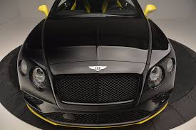 black bentley 2017 bentley continental gt speed black edition stock b1179 for
