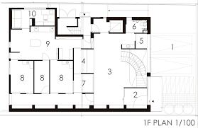 floor plan for office gallery of pony pediatric dental clinic masahiro kinoshita
