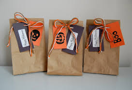 halloween treat bags u0026 the best cookie cut out recipe i have ever