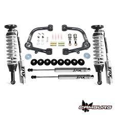 toyota tacoma suspension lift kits camburg toyota fj 07 09 fox factory 2 5 kit camburg engineering