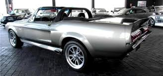mustang shelby gt500 convertible immaculate ford mustang shelby gt500 convertible cars