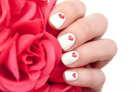 4 easy valentine u0027s day manicures that you u0027ll love even if you