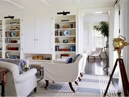 decorating hamptons style living rooms