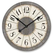 interior u0026 decoration awesome wall decor by oversized wall clock