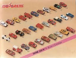 juguetes vintage carritos majorette