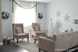 Modern Christmas Home Decor Christmas Home Tour Winter Wonderland Christmas Decor