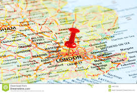 England Maps by Map Of London England World Map