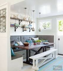 designers tip how to make small spaces seem large kate small space dining rooms banquettes small dining rooms and easy