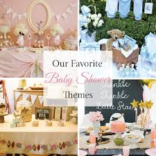 baby shower theme our favorite baby shower themes linentablecloth