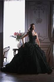 robe de mari e gothique robe de mariée noir et blanche robes de mariee de couleur