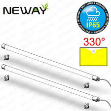 led linear tube lights 20w 1200mm ip65 waterproof led linear tube ceiling light fixtures