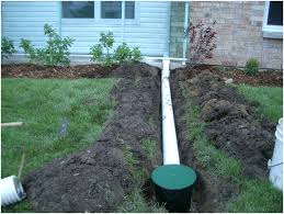 backyards bright smartditch is a maintenance free and ideal