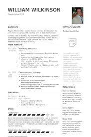 Sample Resume For Marketing by Marketing Associate Resume Samples Visualcv Resume Samples Database